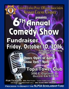 Comedy Night 2014